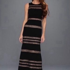 "BCBGMAXARZIA ""katiana"" full length gown"